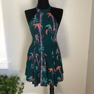 Urban Outfitters Kimchi Blue Boho Mini Dress sz s